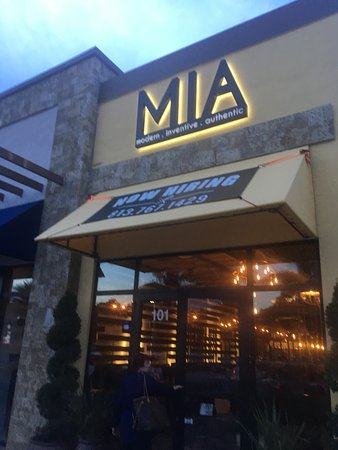MIA Kitchen & Bar - Picture of MIA Kitchen & Bar, Delray Beach ...