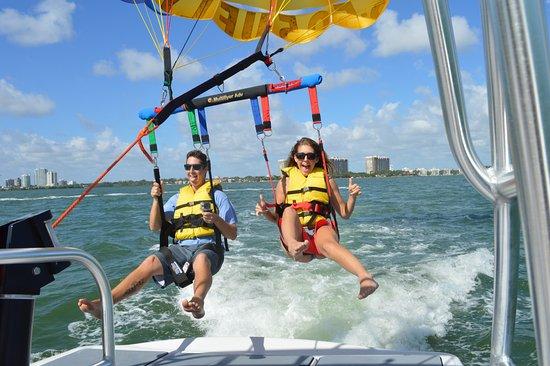 Miami Parasail