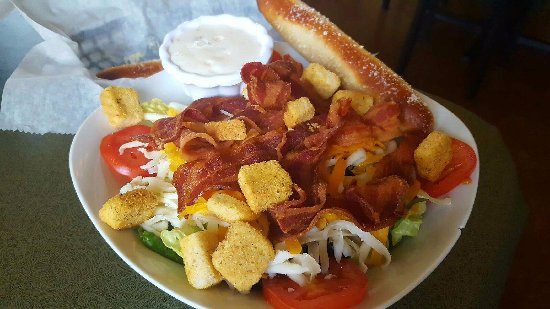 Monroe, WI: Bacon Salad