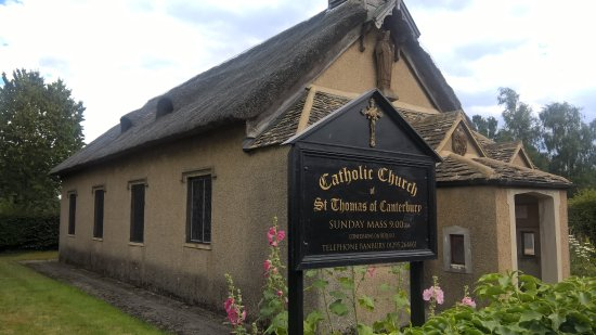 Catholic Church of St. Thomas of Canterbury