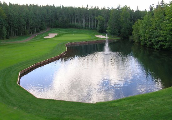 Mill River Resort: Mill River Golf Course