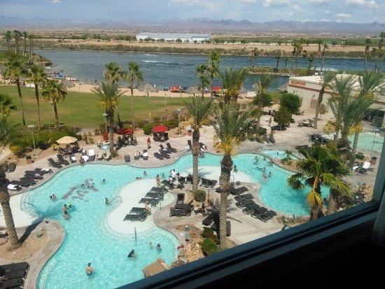 Avi Resort & Casino: Room view