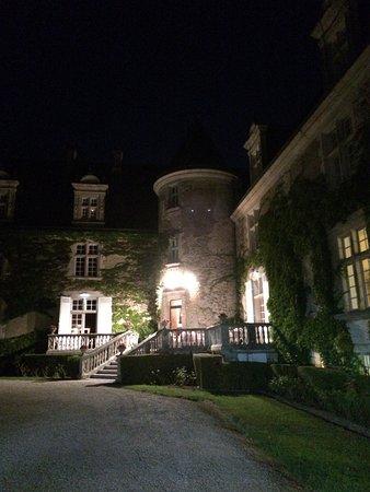Chateau De La Cote: Extérieur du château