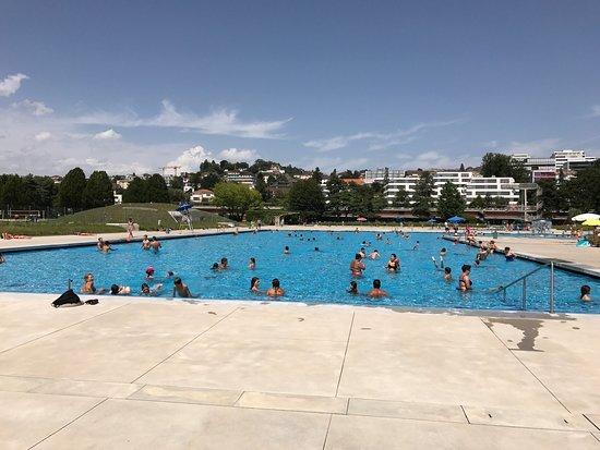Photo de piscine de bellerive lausanne tripadvisor for Piscine lausanne