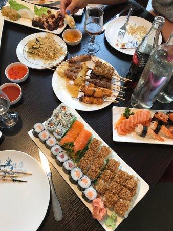 restaurant tokyo dans amiens avec cuisine japonaise. Black Bedroom Furniture Sets. Home Design Ideas