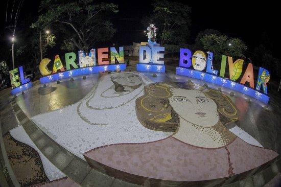 El Carmen de Bolivar, كولومبيا: La Santa