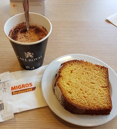 Migros Restaurant: Colazione....