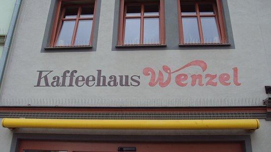 Saalfeld, Germany: Kaffeehaus Wenzel am Markt