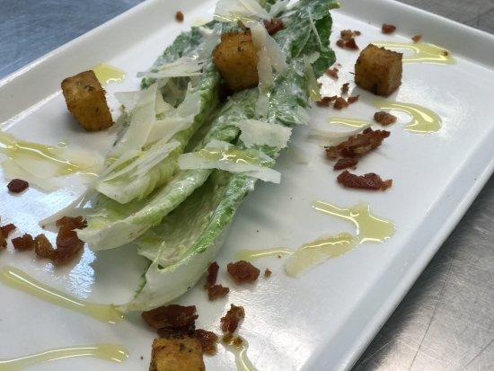 Windermere, Kanada: Caesar Salad