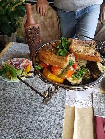 Dilsen-Stokkem, Belgium: New menu
