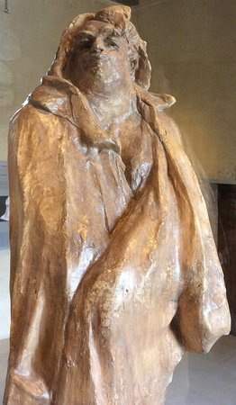 Sache, Frankrijk: reproduction du Balzac de Rodin