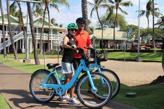 Bikeshare Hawaii Island
