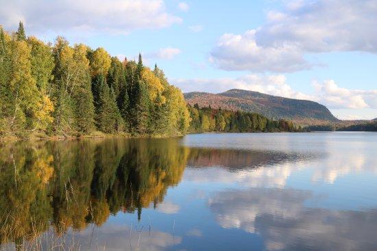 Mont-Tremblant National Park, Kanada: Lac Monroe