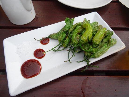 Matsuhisa-Aspen: Shishito Peppers