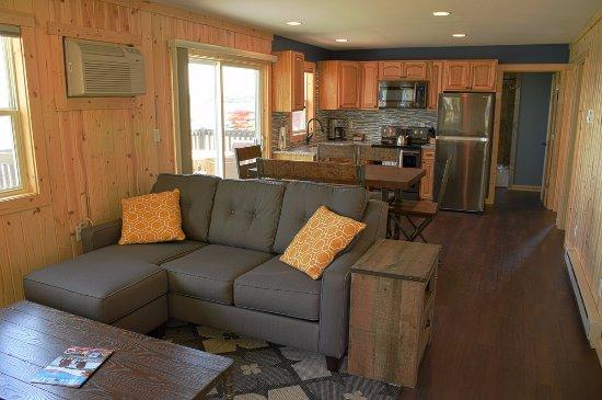 Walker, MN: Merit Cabin Kitchen