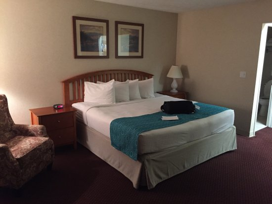 Howard Johnson of Traverse City: Room 204