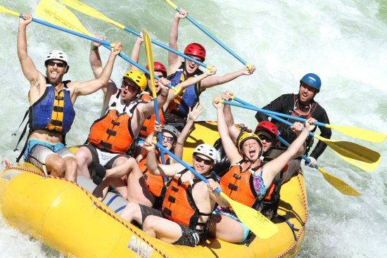 Alberton, MT: Missoula Montana Whitewater Rafting with Montana River Guides