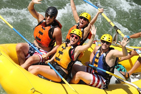 Alberton, MT: Missoula Whitewater Rafting