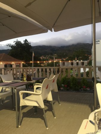 Prazeres, Portugal: View from the terrace