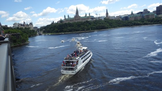 bateau croisi re picture of rideau canal ottawa tripadvisor. Black Bedroom Furniture Sets. Home Design Ideas