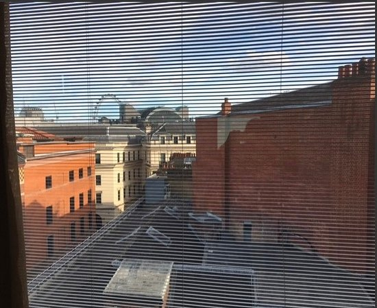 St Martins Lane London Hotel : from our room