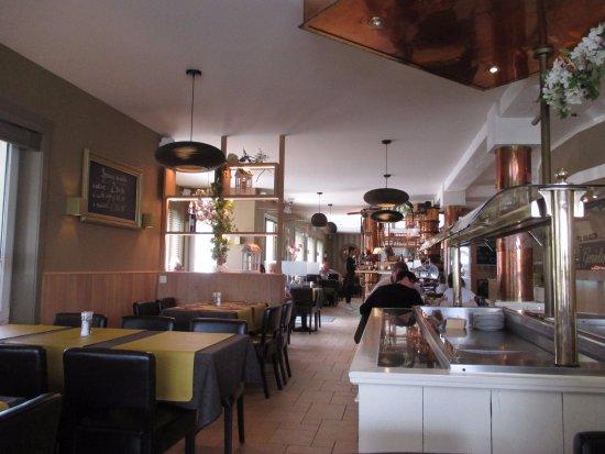 Torhout, Restaurant Chantilly, inside