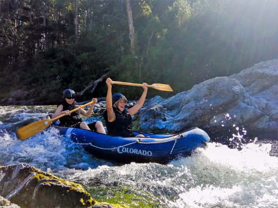 Havelock, New Zealand: Second to last rapid
