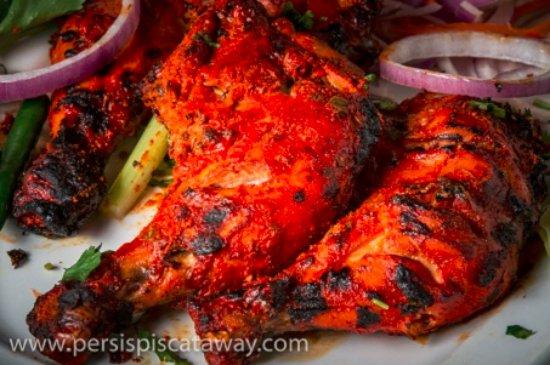 Piscataway, NJ: Tandoor Chicken