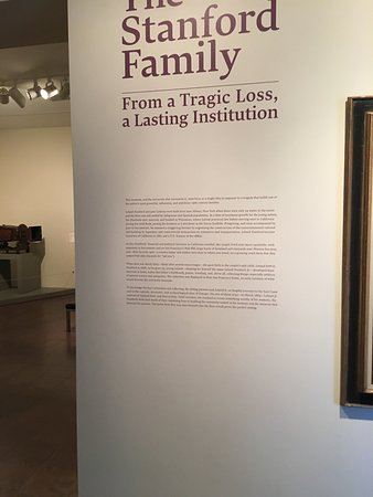 Palo Alto, CA: Amazing art museum and the story of foundation of Stanford