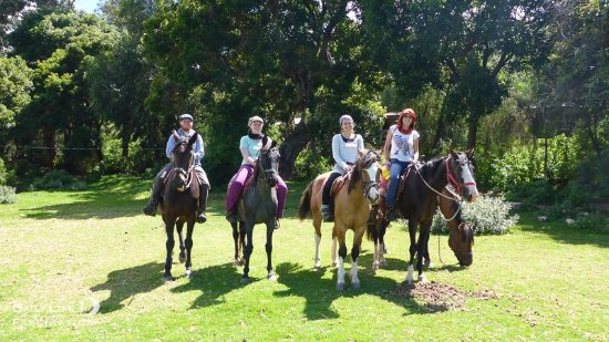 Horseback riding Sucre en bella vista