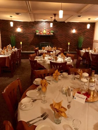 Greenville, RI: Two dining rooms are available to host your functions. Banquet menu is available on our website.