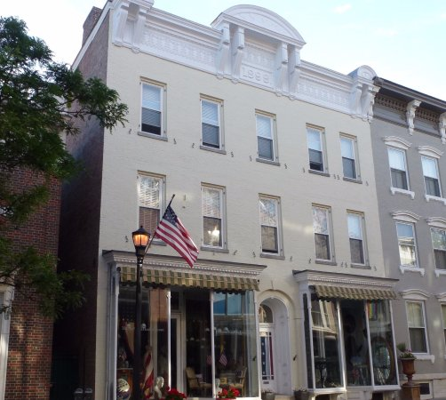 The Hudson Guest House