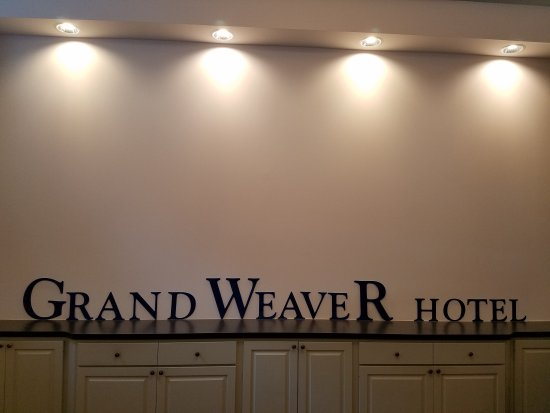 Falls City, NE: Grand Weaver Hotel