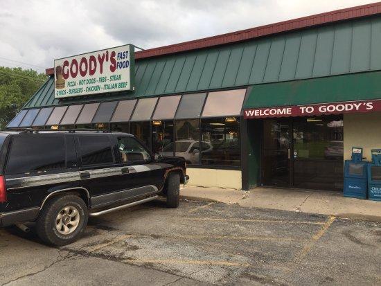 Aurora, IL: Goodys Restaurant
