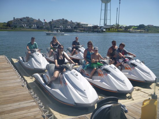 Supply, Carolina del Norte: Holden Beach Jet Ski Rentals