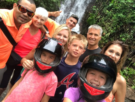 Parrita, Costa Rica: Selfie with Awesome Guides