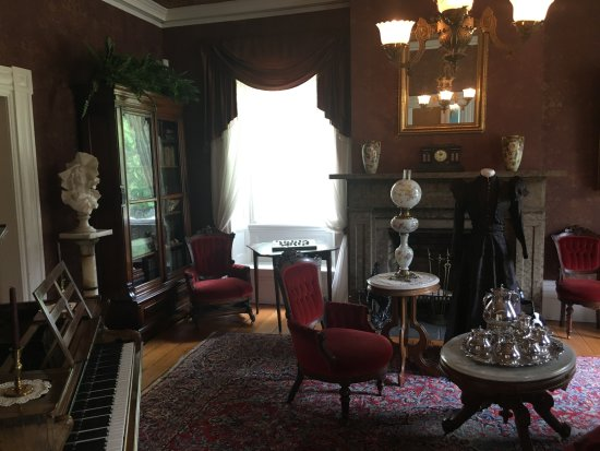 Perkins Stone Mansion John Brown House Parlor Of The