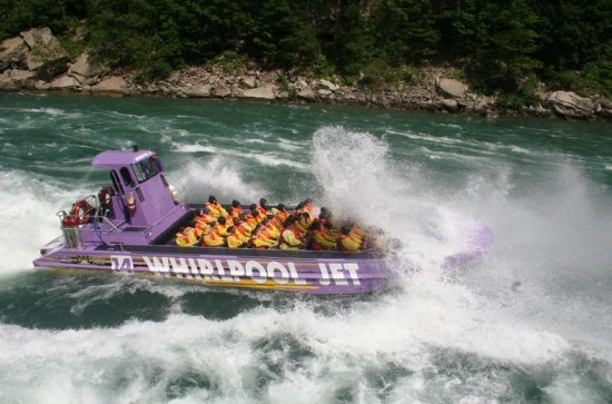 Niagara Falls Open Jet Boat Tour from...