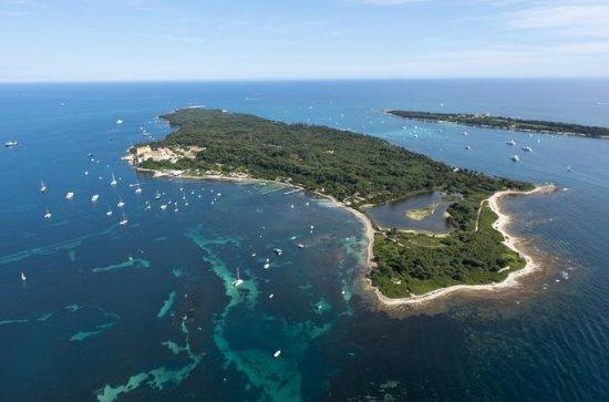Excursion indépendante d'une journée à l'Île Sainte-Marguerite au...