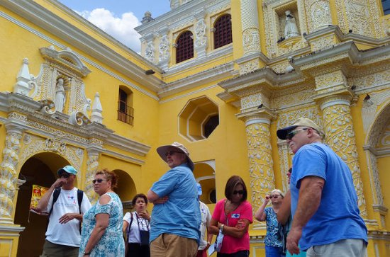 Antigua City Morning Walking Tour...