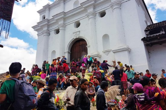 Full Day Tour: Chichicastenango Maya ...