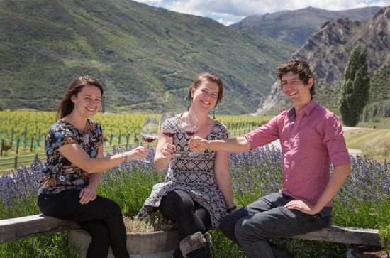 Central Otago Wine Tour de Queenstown
