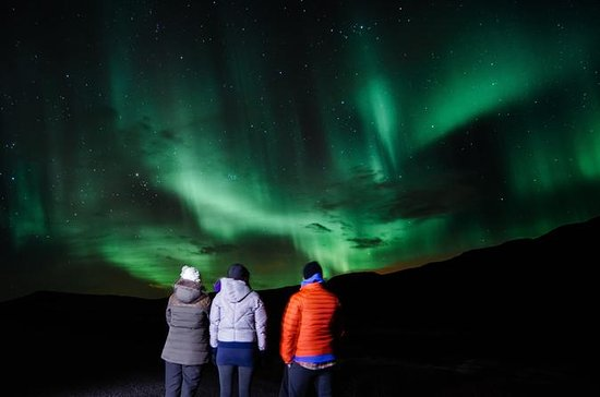 Northern Lights from Reykjavik by...