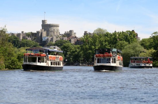 Scenic Thames Riverboat Return