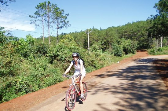 Excursion vélo de Dalat à Mui ne