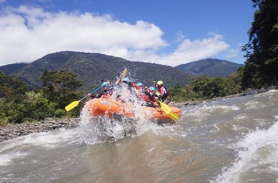 Banos White Water Rafting on the...