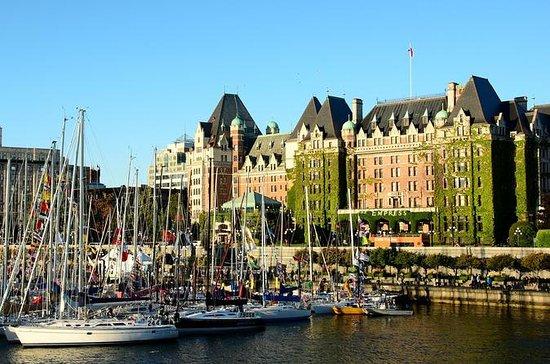 Privat tur: Vancouver till Victoria ...