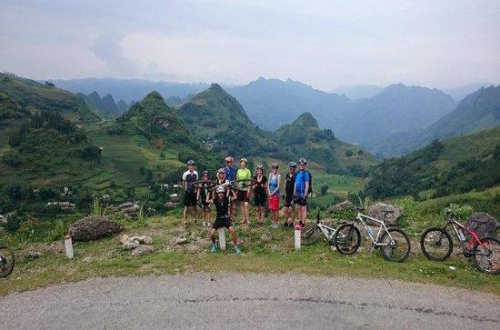 Tour de 4 días en bicicleta de...