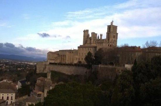 Visite guidée de 2heures Béziers...