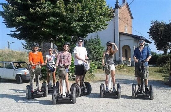 Barolo Segway Tour with Wine Tasting